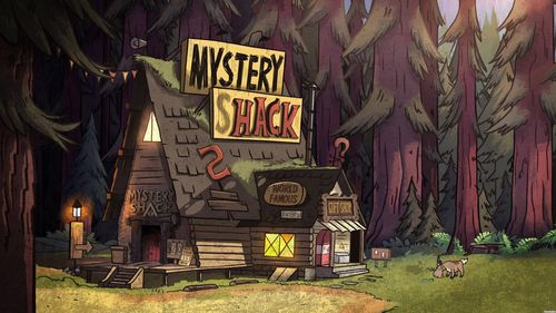 Amazing Gravity Falls Images