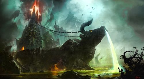 Fabulous and Cool Giant Monster Wallpapers