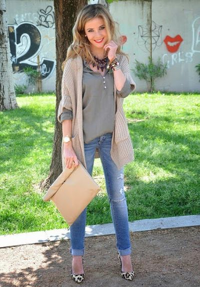 Women Street Style Fashion Trends 2014