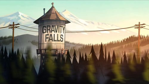 Best High Definition Gravity Falls Wallpapers