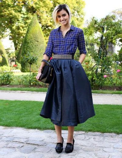 Anne-Catherine Frey Look Just Awesome Street Style Fashion