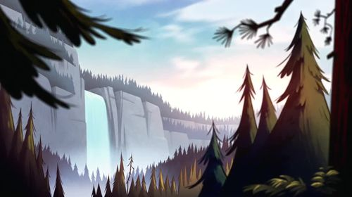 Live HD Gravity Falls Wallpapers apps