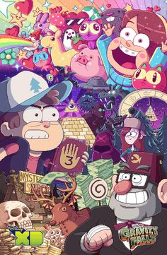 Free Download Gravity Falls Wallpapers