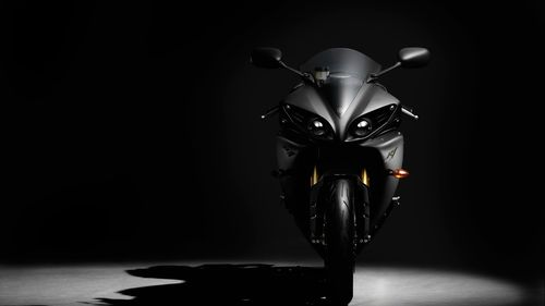 Black color r15 bike wallpapers