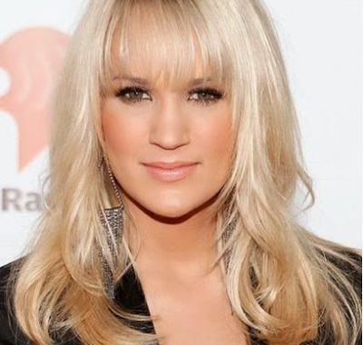 15 Pictures of Carrie Underwood Hairstyles