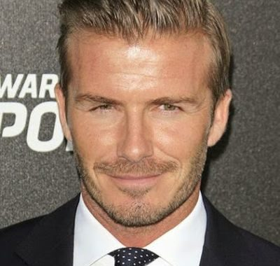 20 Beautiful Pictures of David Beckham Hairstyles 2017