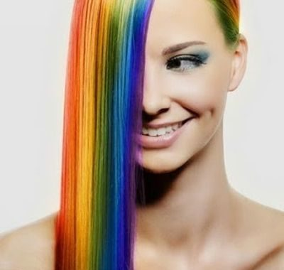40 Beautiful Colorful Hairstyles Ideas for Women
