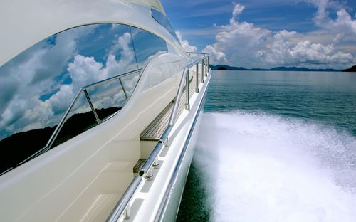 Latest and new free boat wallpapers for desktop