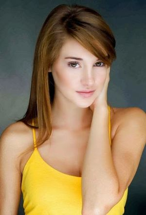 Hairstyle For Shailene Woodley