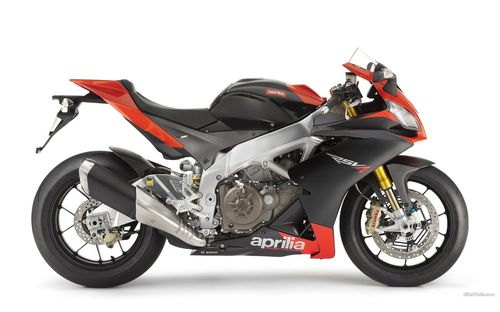 Aprilia rsv4 model bike photos