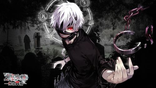 Top 45 Tokyo Ghoul Wallpapers Fashionwtf