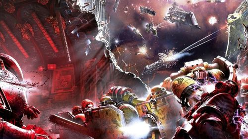 Warhammer 40k Wallpaper Blood Angels