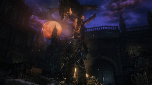 Dazzling full high resolution HD wallpapers of bloodborne