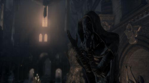 Facebook cover wallpapers of bloodborne for game lovers
