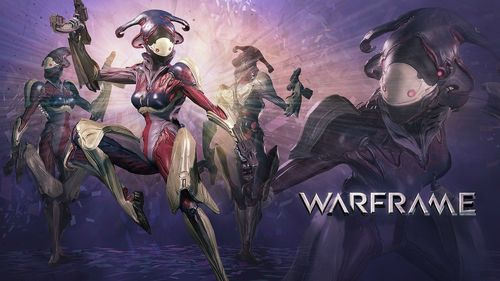 Warframe Wallpaper for Computer