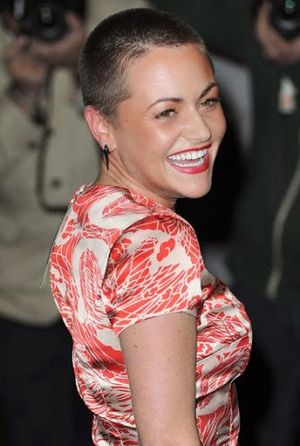 Jaime Winstone Very Short and Ultra Short Hairstyle