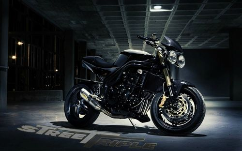 Awesome street triple bike wallpapers