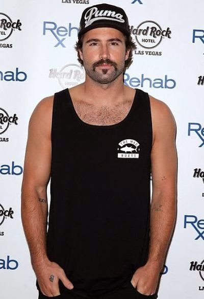 Brody Jenner Cheesy and Horseshoe Moustache Hair Ideas