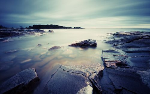 Stunning Facebook Cover Images of Sea Rock