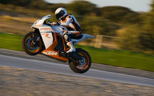 KTM racing bike full high quality HD pics