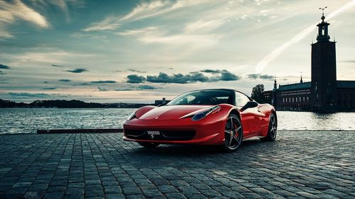 Ferrari Cars Wallpapers For Desktop Download