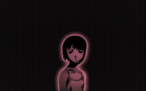 Top Serial Experiments Lain Wallpaper