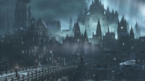 Live moving wallpapers of bloodborne for desktop