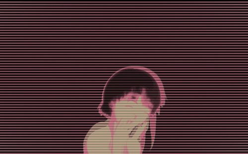 Brilliant Wallpaper of Serial Experiments Lain