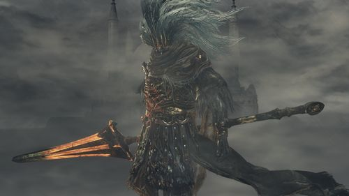 Incredible pics of bloodborne for ipad