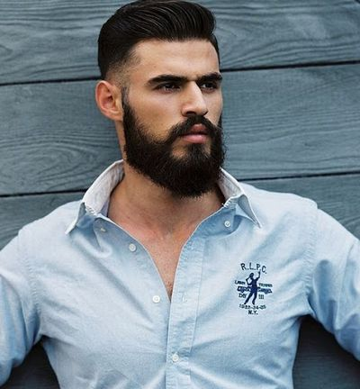 Best Full Beard Modern Facial Styles 2017 for Young Guys