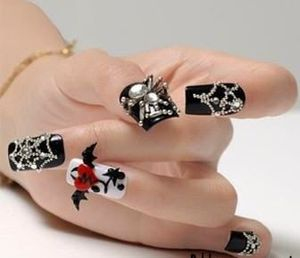 50 Stunning 3D Nail Art Designs and Ideas 2017