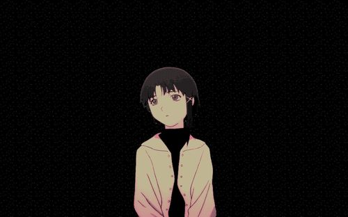 Serial Experiments Lain Wallpaper Instagram