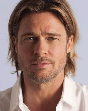 17 Pictures of Brad Pitt Hairstyles 2017