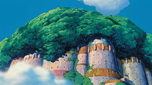 Top 50 Studio Ghibli Wallpapers Fashionwtf
