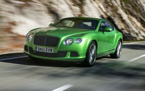 Full HD Green Car Wallpapers and Photos