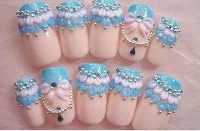 50 stunning 3d nail art designs and ideas 2017 fashionwtf 3d nail art design ideas for women prinsesfo Gallery