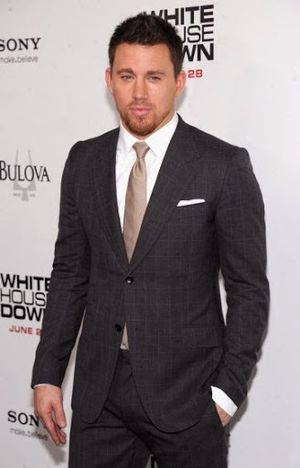 Channing Tatum Goatees Facial Hair ideas For Over 30 Men
