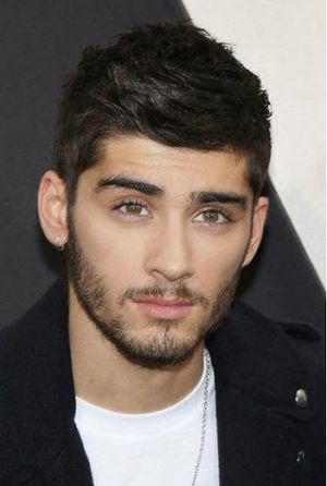 8. Dazzling Look For Zayn Malik Hairstyle