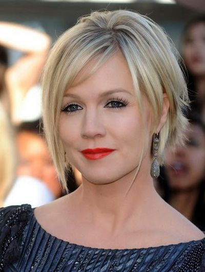 Jennie Garth Awesome and Lovely Short Messy Haircut