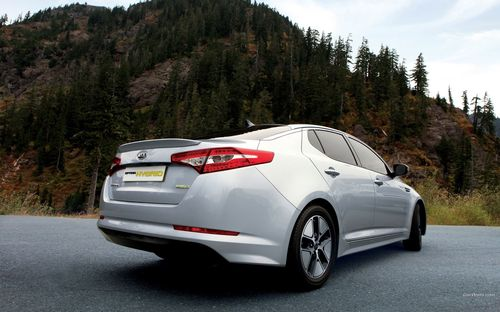 Amazing Kia Motors Car Wallpapers.