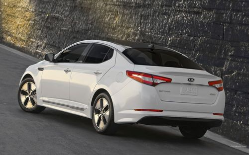 Best HD Kia Motors Car Wallpapers.