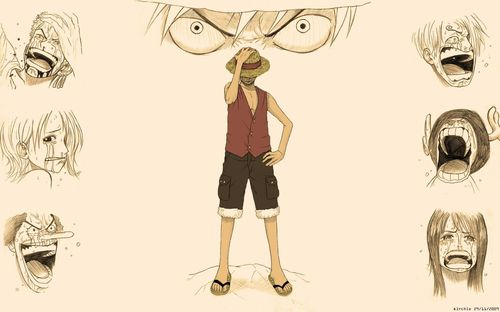 Best HD One Piece Wallpapers.