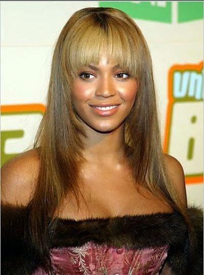 best beyonce hairstyles with bangs contemporary - styles & ideas