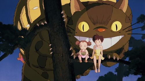 High resolution My Neighbor Totoro Wallpapers.
