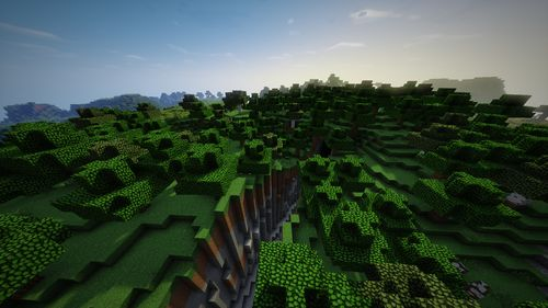 Latest High Quality Wallpapers of Minecraft.