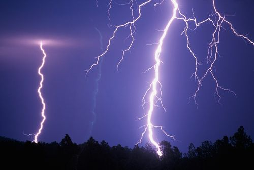 Lightning Wallpapers Free Download.