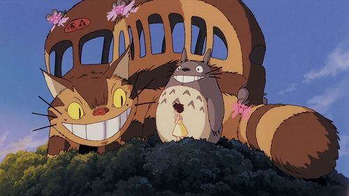 Live HD My Neighbor Totoro Wallpapers Download.