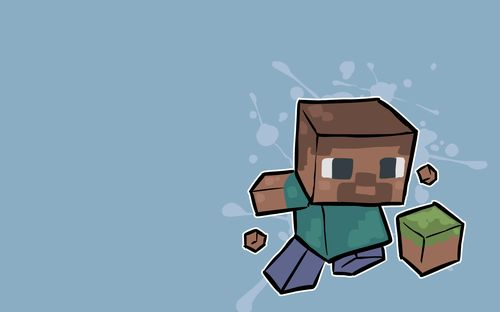 Minecraft wallpapers animated.