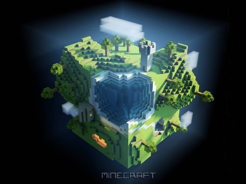Minecraft wallpapers computer.
