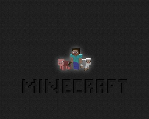 Minecraft wallpapers hd.